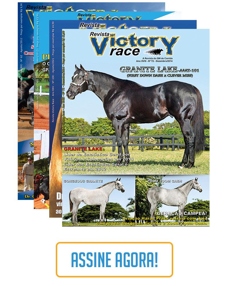 Assine a Revista Victory Race