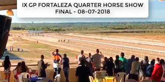 IX Grande Prêmio Quarter Horse Show em Fortaleza - Final 2018