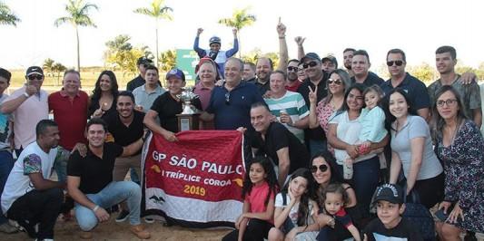 GP SÃO PAULO – I TRÍPLICE COROA
