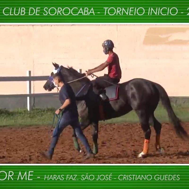GP Jockey Club de Sorocaba - Torneio Inicio 2021