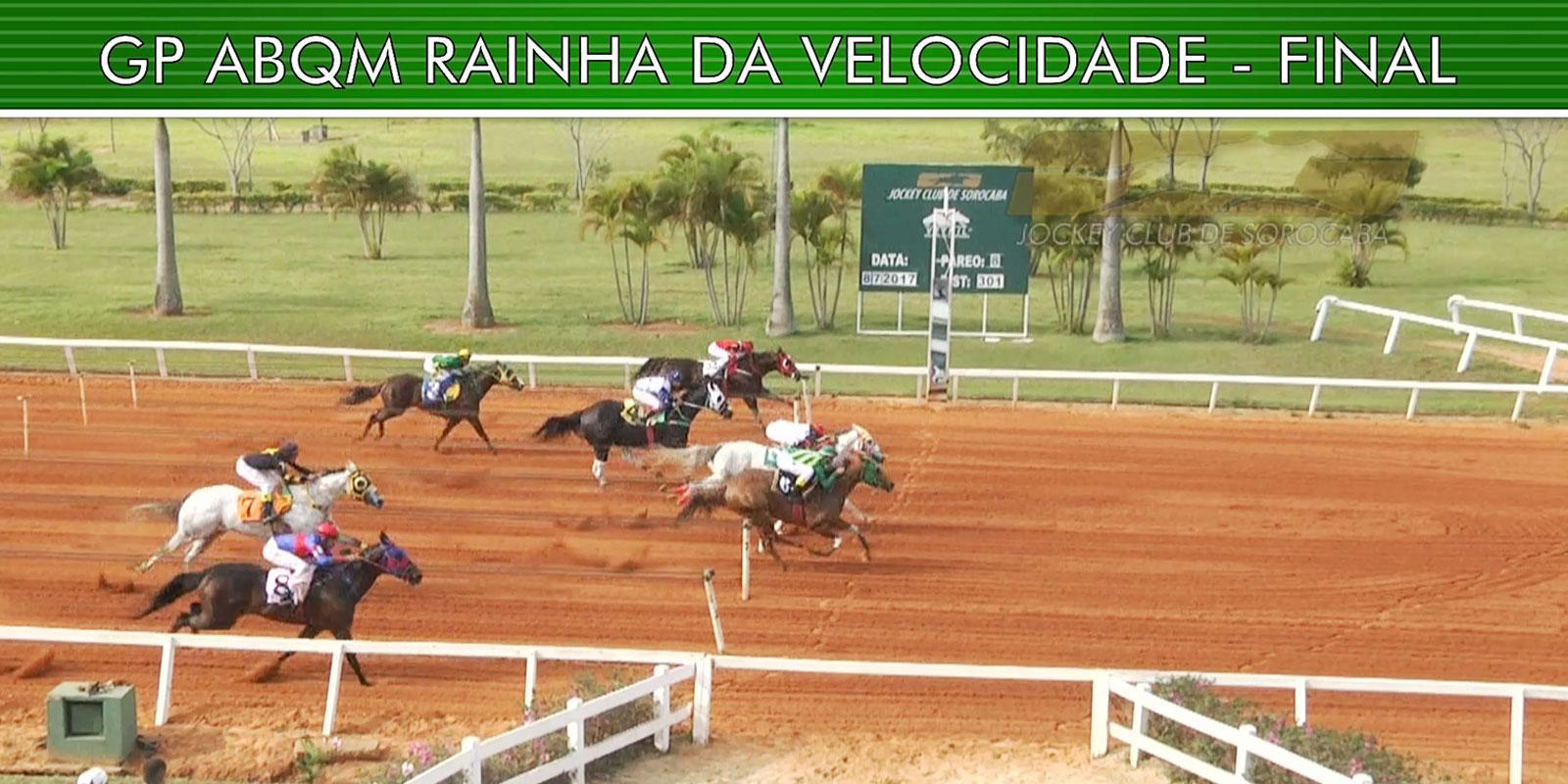 GP ABQM RAINHA DA VELOCIADE 2017