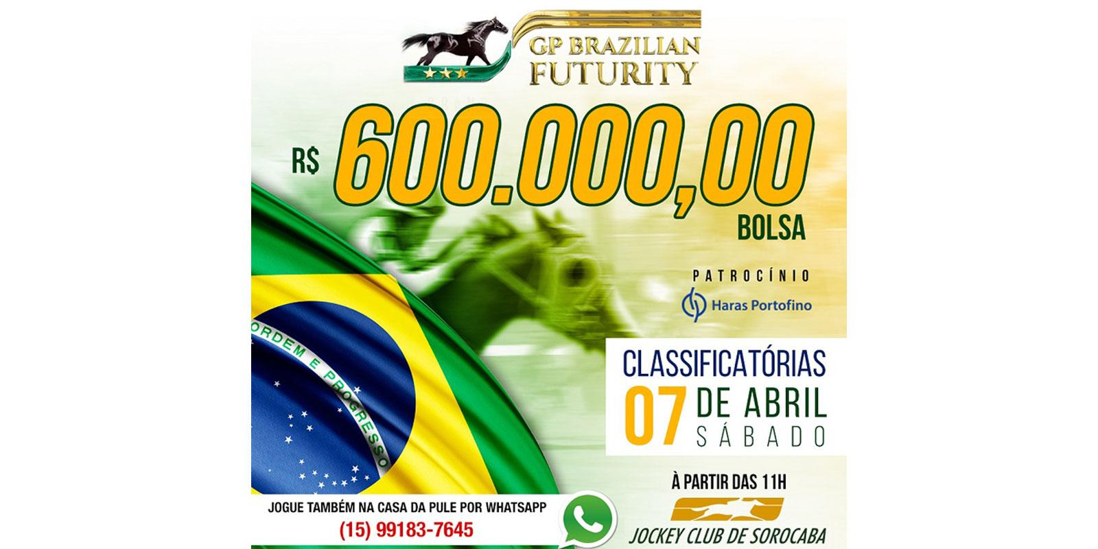GP BRAZILIAN FUTURITY 2018