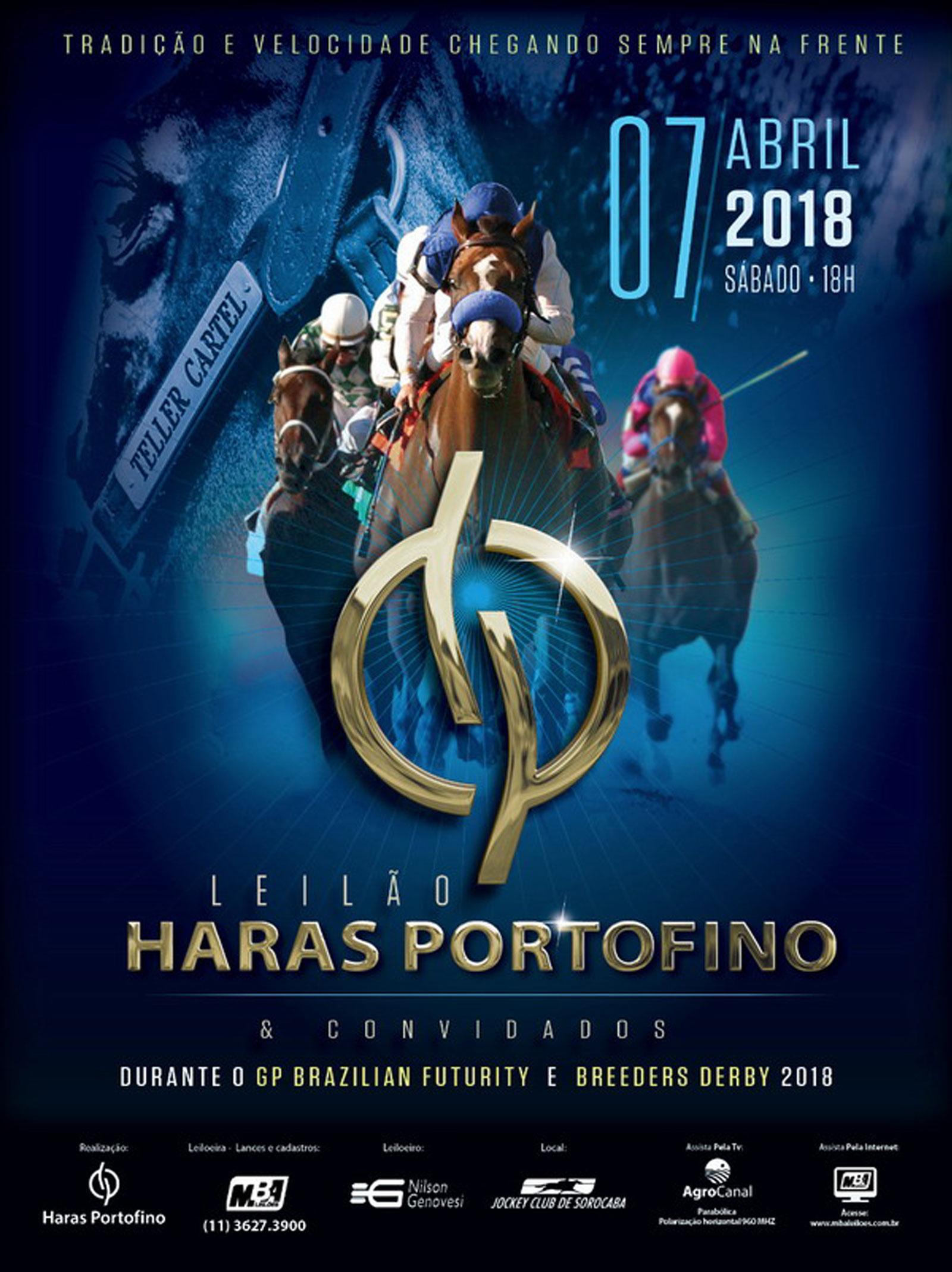 Leilão Haras Portofino & Convidados 2018