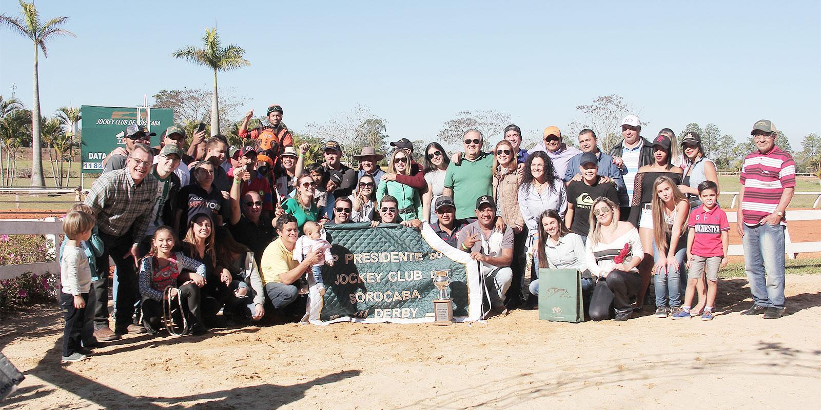GP PRES. DO JOCKEY CLUB DE SOROCABA - III DERBY