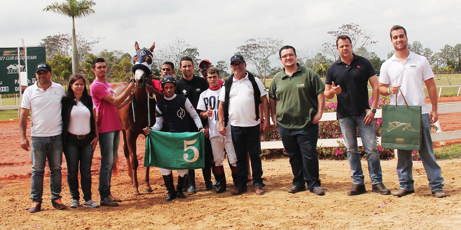 GP TAÇA DE PRATA no Jockey Club de Sorocaba