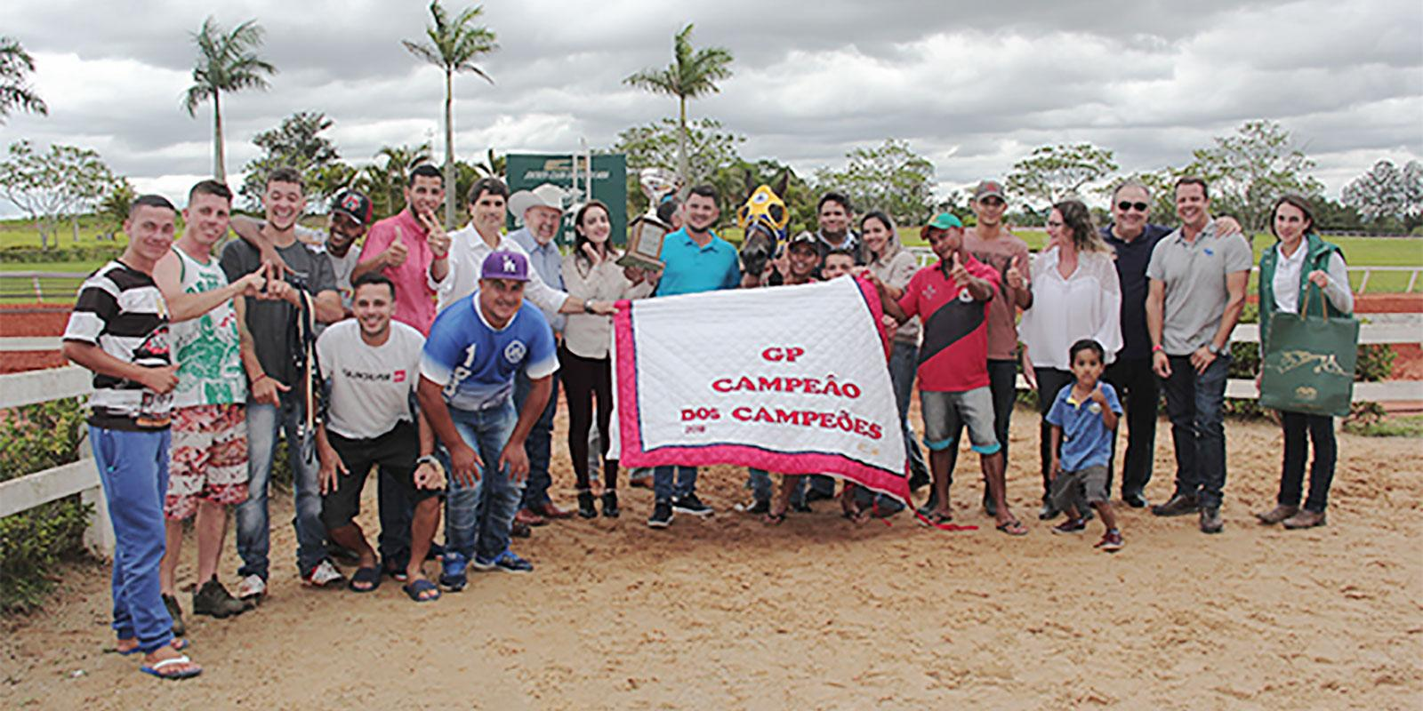 FINAL GP CAMPEÃO DOS CAMPEÕES - 2018 - 365 METROS