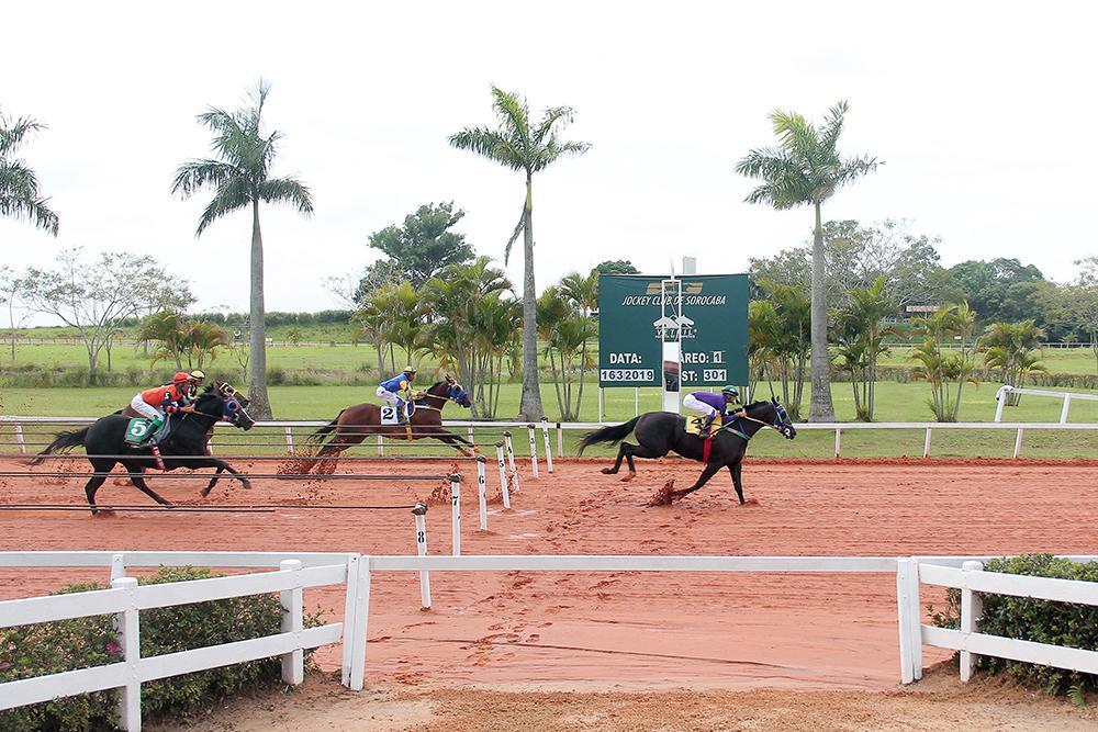 Foi dada a largada para a temporada 2019 no Jockey Club de Sorocaba