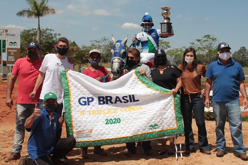FINAL – GP BRASIL – II TRÍPLICE COROA 2020