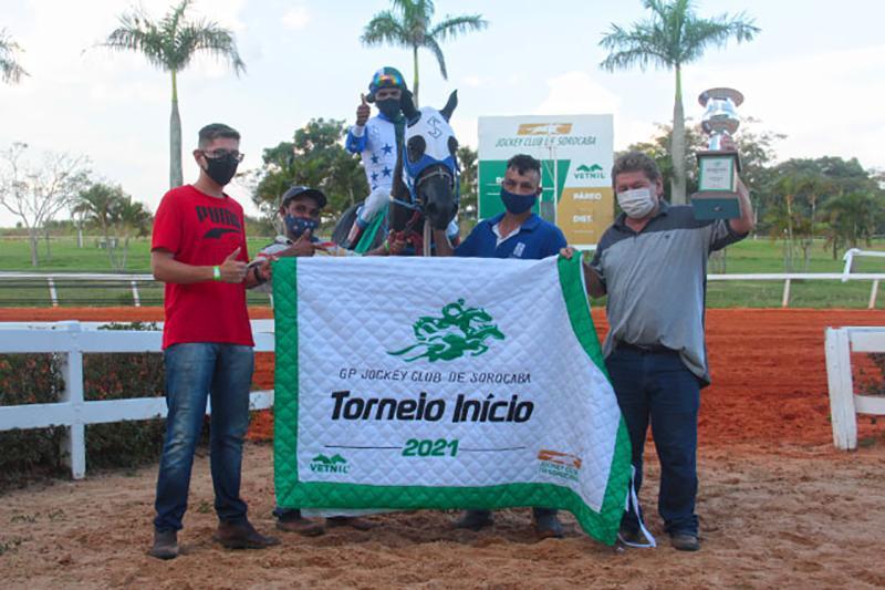 GRANDE PRÊMIO JOCKEY CLUB DE SOROCABA - TORNEIO INICIO 2021